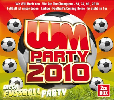 Various - Wm-Party 2010