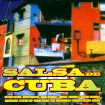 Various - Salsa de Cuba