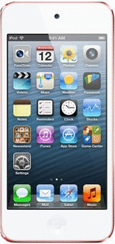 Apple iPod touch 5G 16GB roze
