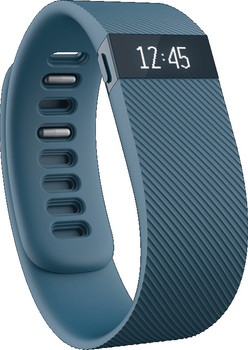Fitbit Charge (taille L) ardoise