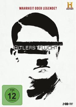 Hitlers Flucht - Wahrheit oder Legende? [2 Discs]