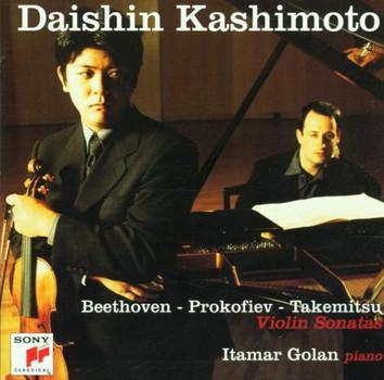 Daishin Kashimoto - Violinsonaten