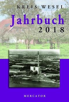 Jahrbuch Kreis Wesel 2018 [Taschenbuch]