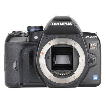 Olympus E-600 body noir