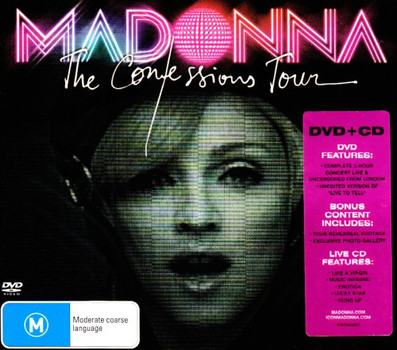 Madonna - Confessions Tour [Oz Version]