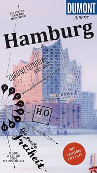 DuMont direkt Reiseführer Hamburg. Mit großem Cityplan - Ralf Groschwitz  [Taschenbuch]