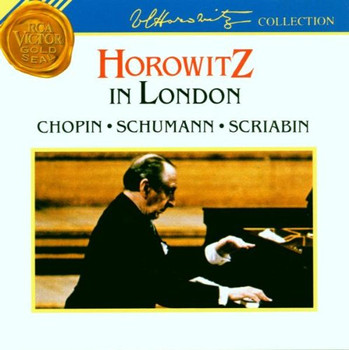 Vladimir Horowitz - Horowitz in London