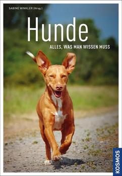 Hunde - alles, was man wissen muss - Eva-Maria Krämer  [Gebundene Ausgabe]