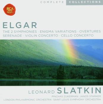 Various - Complete Coll: Symphonies,Eni