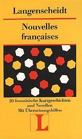 Langenscheidt Lektüre, Bd.44, Nouvelles francaises