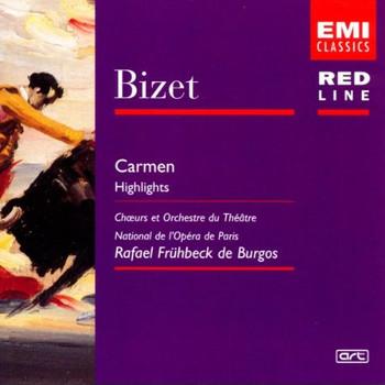Frühbeck De Burgos - Red Line - Bizet (Carmen: Querschnitt)