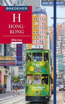 Baedeker Reiseführer Hongkong. mit GROSSEM CITYPLAN - Heiner F. Gstaltmayr  [Taschenbuch]