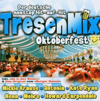 Various - Tresenmix-Oktoberfest