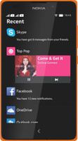 Nokia XL Doble SIM 4GB naranja