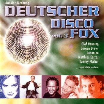 Various - Deutscher Disco Fox Vol.3