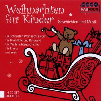 Various - Weihnachten für Kinder (Geschichten und Musik)