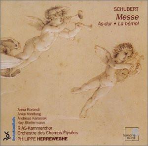 Anna Korondi - Messe As-Dur