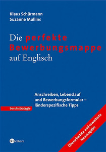 Die Perfekte Bewerbungsmappe Auf Englisch Klaus Schürmann