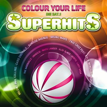 Various - Colour Your Life - Die Sat.1 Superhits