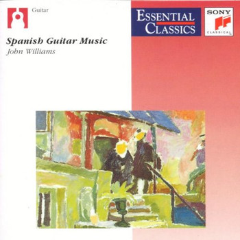 J. Williams - Spanish Guitar Music