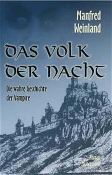 Das Volk der Nacht classics 01. Das Volk der Nacht - Manfred Weinland