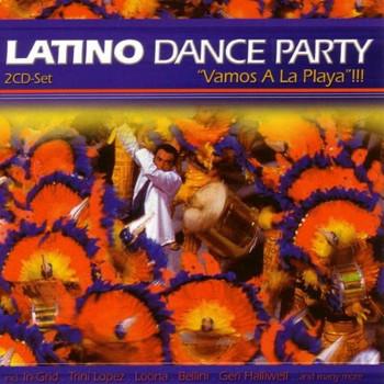 Various - Latino Dance Party-Vamos a la