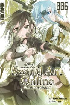 Sword Art Online - Novel 06 - Reki Kawahara  [Taschenbuch]
