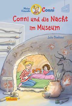 Conni-Erzählbände 32: Conni und die Nacht im Museum - Julia Boehme  [Gebundene Ausgabe]