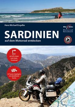 Motorrad Reiseführer Sardinien. BikerBetten Motorradreisebuch - Hans Michael Engelke  [Taschenbuch]