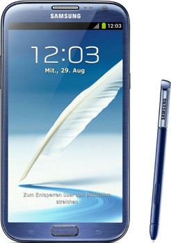 Samsung N7100 Galaxy Note II 16GB azul