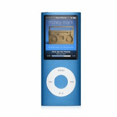 Apple iPod nano 4G 4 Go bleu