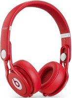 Beats by Dr. Dre mixr rojo