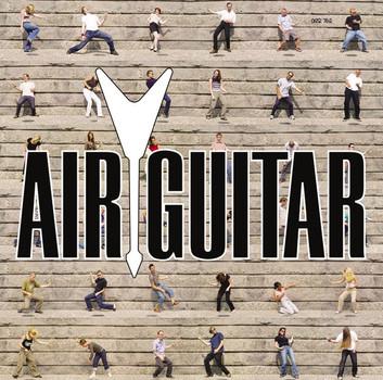 Various - The Best Air Guitar Album