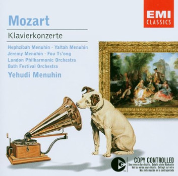 Menuhin - Konzerte für 2 & 3 Klaviere
