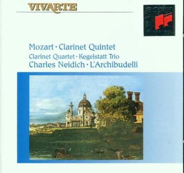 l' Archibudelli - Quintette F.Klarinette U.Strei
