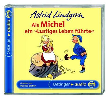 Als Michel ein lustiges Leben führte. CD