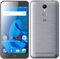 ZTE Blade A602 Doble SIM 8GB plata