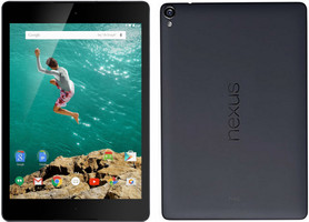 "HTC Google Nexus 9 8,9"" 16GB [wifi] zwart"