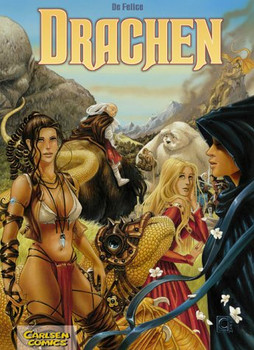 Drachen. Von Drachen, Barbaren, Magiern und dem Tod - Cynthia DeFelice