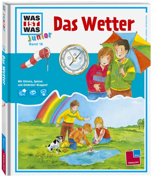 Was ist Was Junior: Das Wetter - Heike Hermann