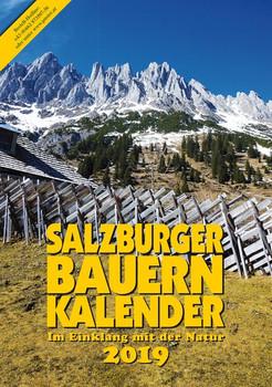 Salzburger Bauernkalender 2019. Im Einklang mit der Natur [Taschenbuch]