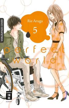 Perfect World 05 - Rie Aruga  [Taschenbuch]