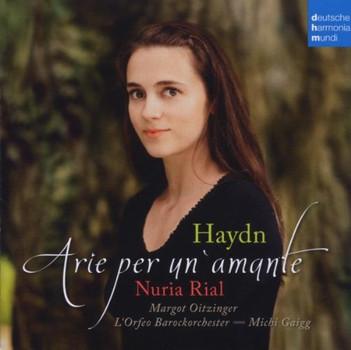 Nuria Rial - Haydn: Arie per un'amante