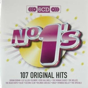 Various - Original Hits-Number 1'S