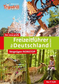 Der neue große Freizeitführer für Deutschland 2019/2020. Zeit für Familie - Spaß für alle [Taschenbuch]