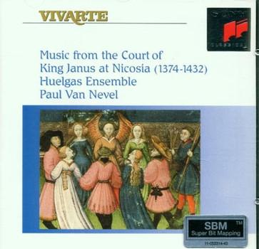 Huelgas Ensemble - Music from the Court of King Janus at Nicosia