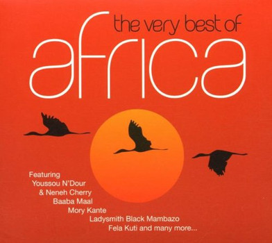 Various - Best of Africa,Very