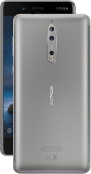 Nokia 8 64GB acero