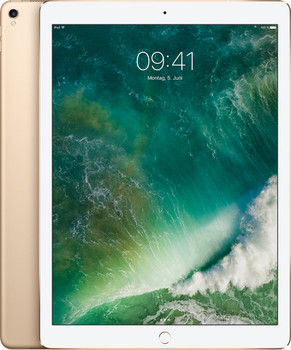 "Apple iPad Pro 12,9"" 64GB [wifi + cellular, model 2017] goud"