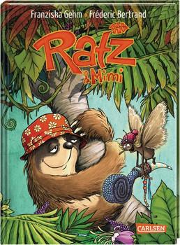 Ratz und Mimi 1: Ratz und Mimi - Franziska Gehm  [Gebundene Ausgabe]